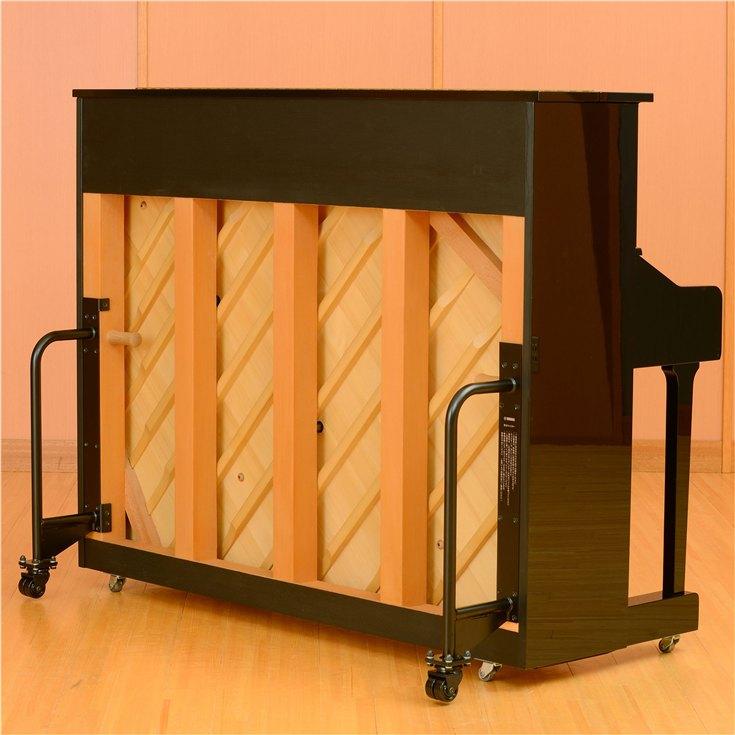 ヤマハ アップライトピアノ転倒防止補助キャスター(学校・施設限定商品)