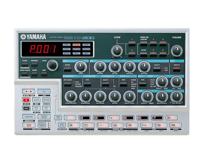 dx200 ファームウェア