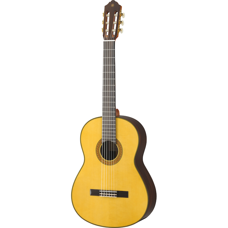 ヤマハ クラシックギター CG192S