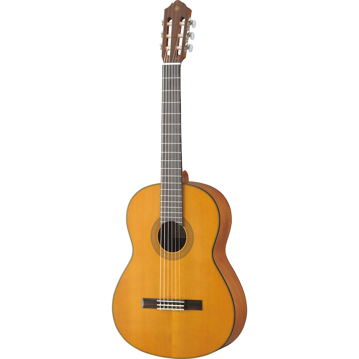 ヤマハ クラシックギター CG122MC