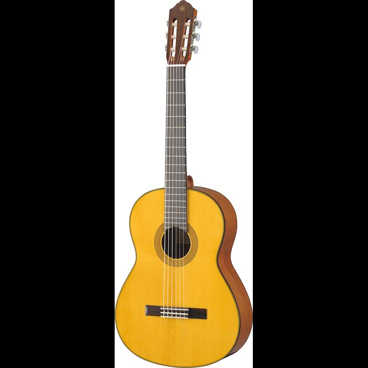 ヤマハ クラシックギター CG142S