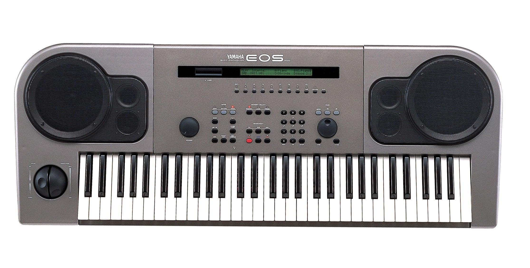 ヤマハ | EOS B500 - シンセサイ...