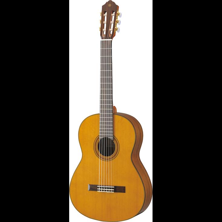 ヤマハ クラシックギター CG162C