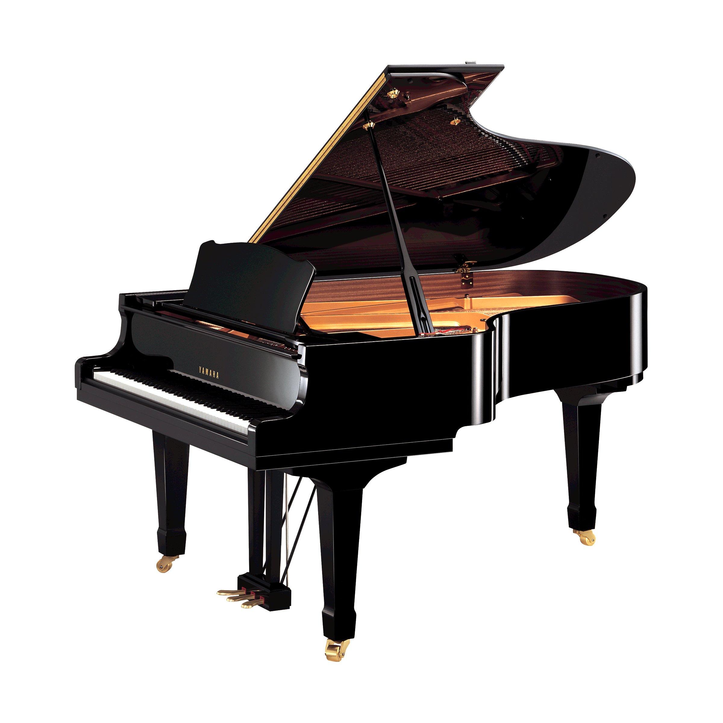 ヤマハ | C5(2007年発売) - グランドピアノ - 概要