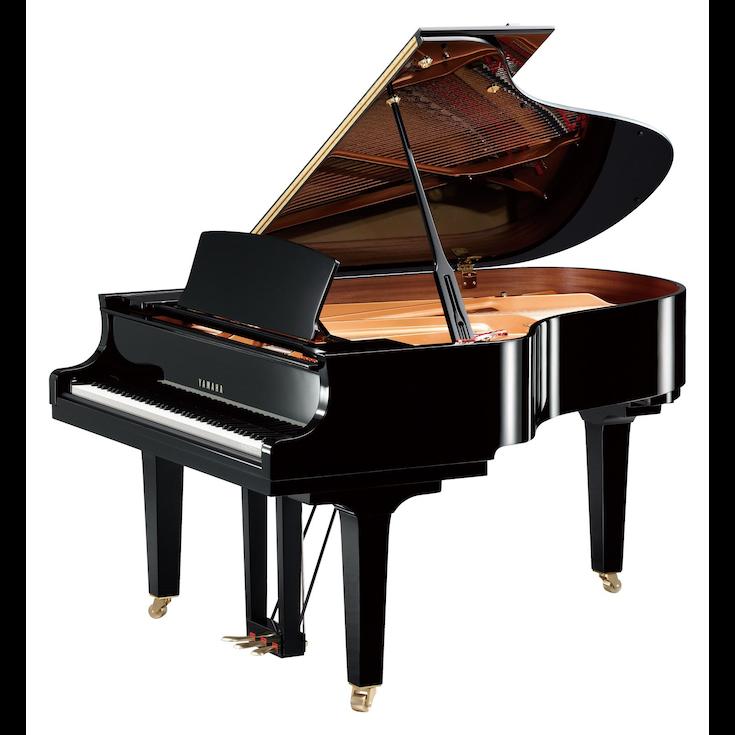 ヤマハ グランドピアノ(C3X)