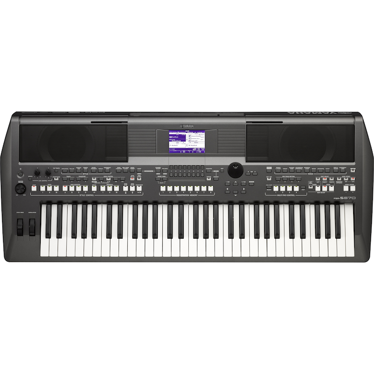 ヤマハ ポータブルキーボード PSR-S670