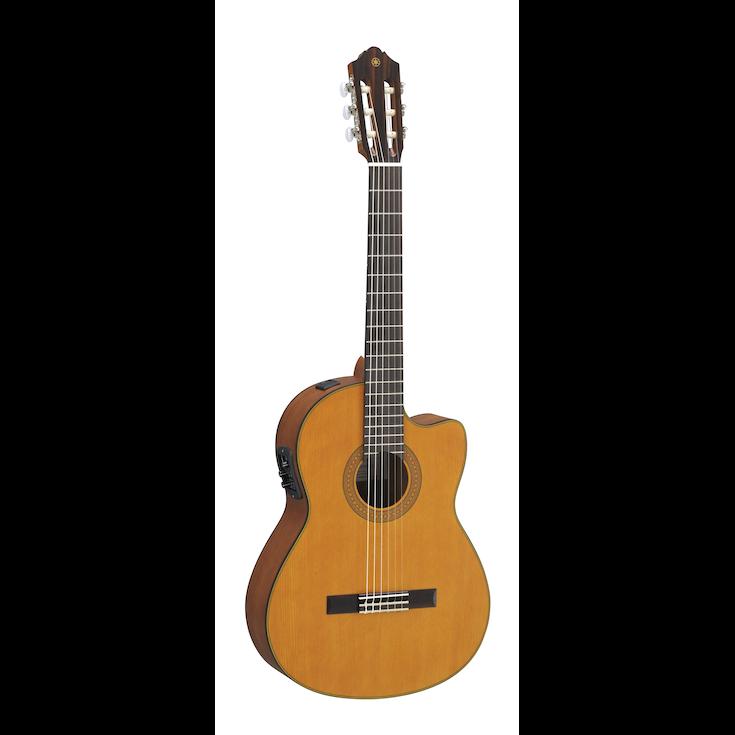 ヤマハ クラシックギター CGX122MCC