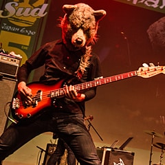 Kamikaze Boy(MAN WITH A MISSION)