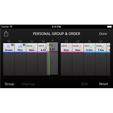 Group & Order