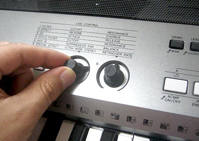 ヤマハPORTATONE(ポータトーン)「PSR-E443」を弾いてみた!