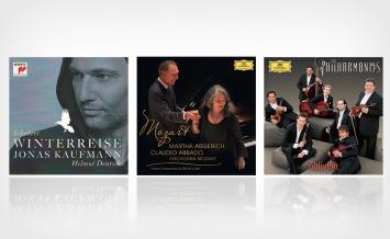 クラシック界注目の三枚