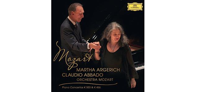 『モーツァルト:ピアノ協奏曲 第20番&第25番』