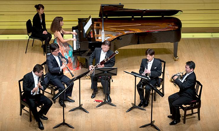 スタム・ウィンズ木管五重奏団