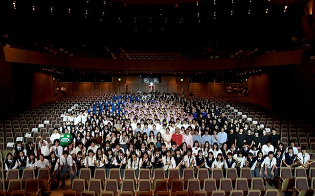 """こどもの音楽再生基金 """"presents School Music Revival Live"""""""