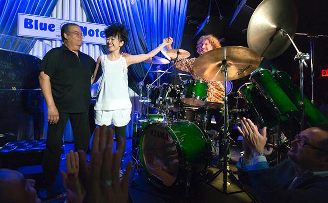 上原ひろみ、10年目の帰還『上原ひろみ The Trio Project @ Blue Note New York』