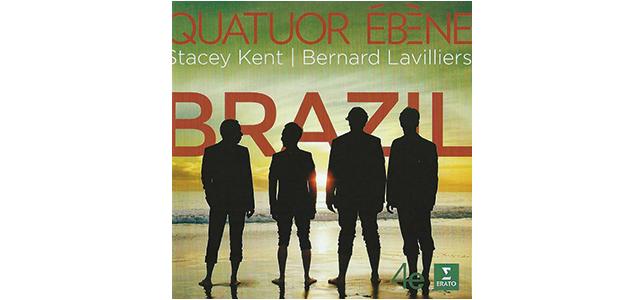 『Brazil/ブラジル!』エベーヌ弦楽四重奏団