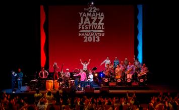 浜松の秋はジャズに染まる。ビギナーからマニアまで楽しめるハママツ・ジャズ・ウィーク