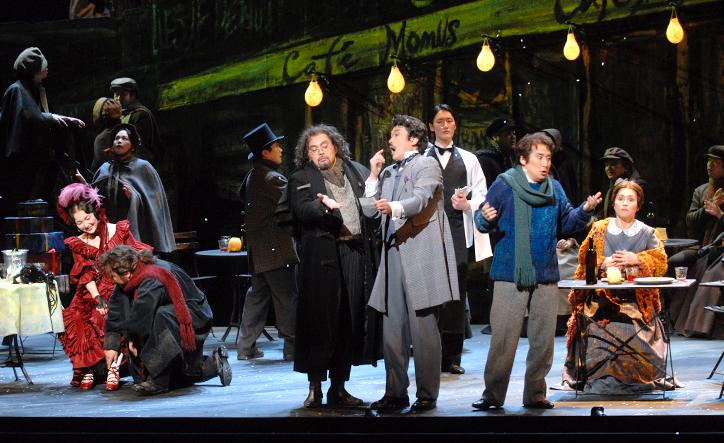 プッチーニの人気オペラ『ラ・ボエーム』を芸術の秋に