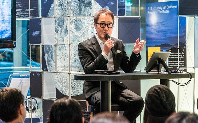 第1回「音座銀座」開催。佐野史郎が自分史とともに振り返った「音楽の愉しみ」とは?