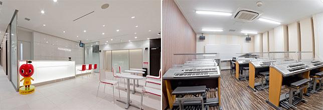 ヤマハ大阪6・7F:ヤマハ音楽教室(ヤマハなんばセンター)