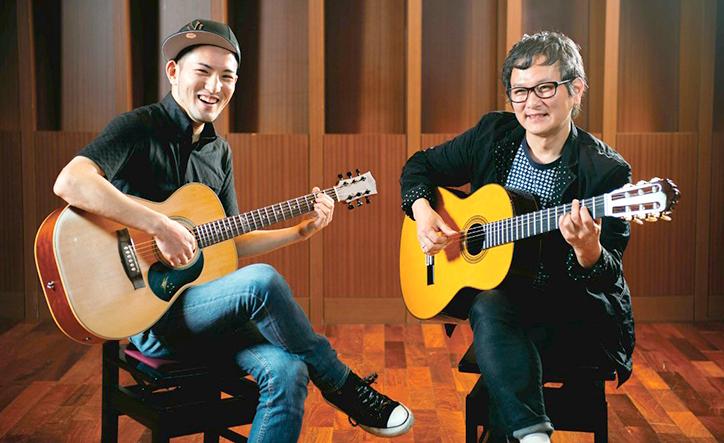 ヤマハ銀座ビルが アコースティックギター一色に染まる4日間