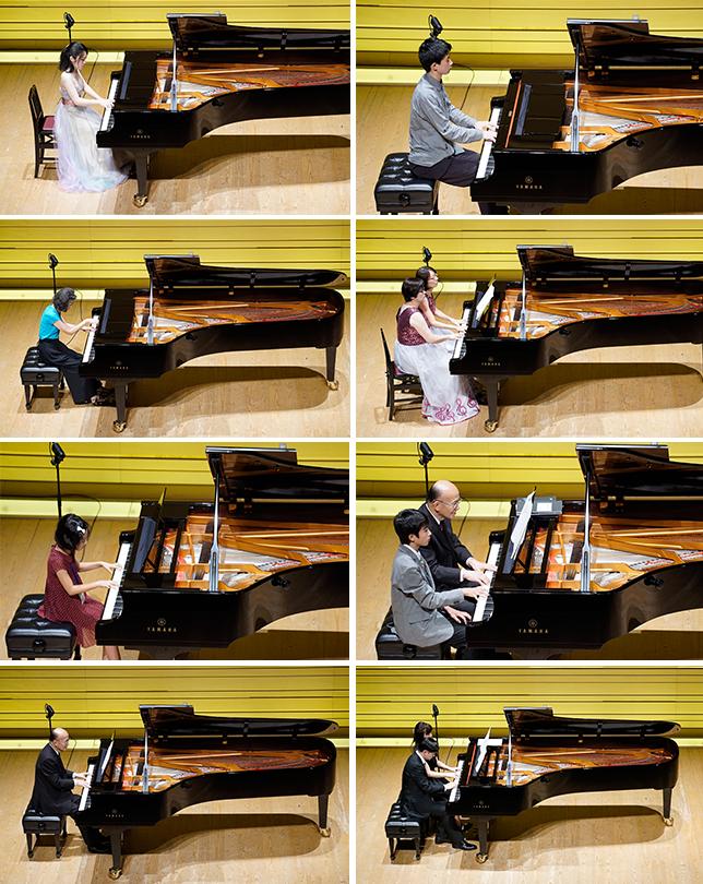 ヤマハホール&CFXを体験! ピアノ演奏撮影会
