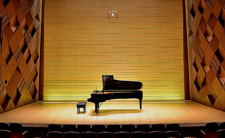 ヤマハウェブサイト「Pianist Lounge.」公開インタビュー