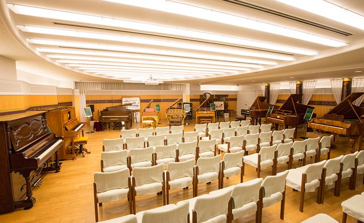 民音音楽博物館