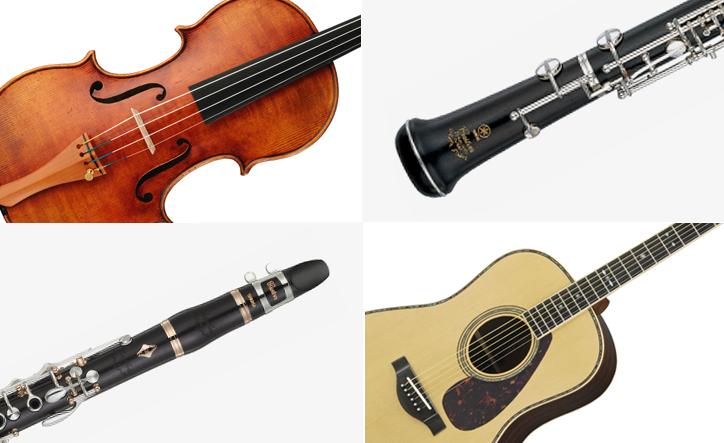 知って得する!木製楽器の お手入れ方法