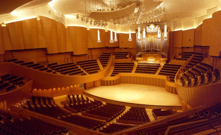 札幌コンサートホールKitara - Web音遊人
