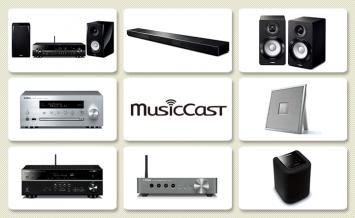 ワイヤレスな音楽の新しいカタチ「MusicCast(ミュージックキャスト)」で家族みんなで音楽を楽しもう