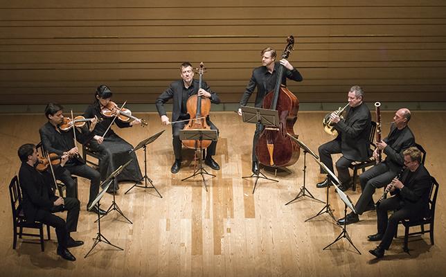 ベルリン・フィル内に室内合奏団を生んだ、シューベルトの《八重奏曲》を聴く