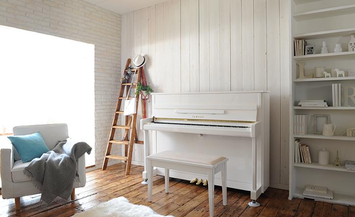ピアノの大きさは?正しい設置方法は?購入や引越しの際知っておきたいこと