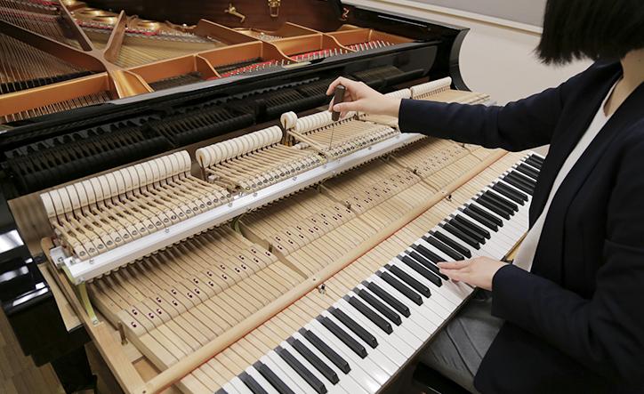 ピアノの調律ってどんなことをするの!?なぜ必要!?ピアノの仕組みを専門家にうかがいました