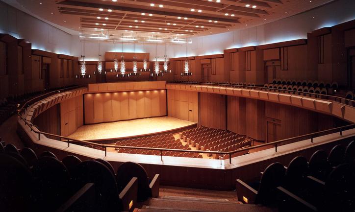 弦楽四重奏を聴くことが人生の糧となるように/第一生命ホール