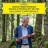バッハ:無伴奏ヴァイオリン・ソナタとパルティータ(全曲)