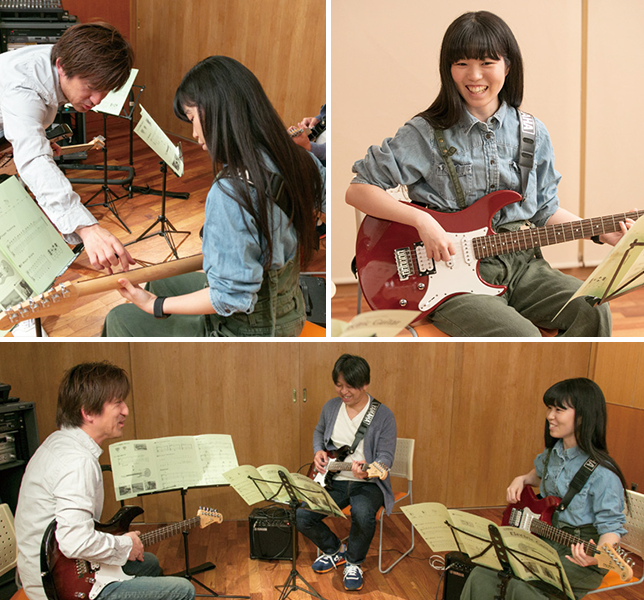 大人の楽器練習記:川口千里