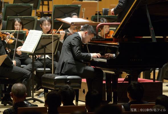 韓国の俊英ソヌ・イェゴン氏、鮮烈なピアニズムでショスタコーヴィチのコンチェルトを披露
