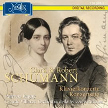 クララ&ロベルト・シューマン:ピアノ協奏曲