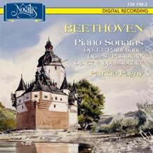 ベートーヴェン : ピアノ・ソナタ 第8番「悲愴」 第15番「田園」 第23番「熱情」