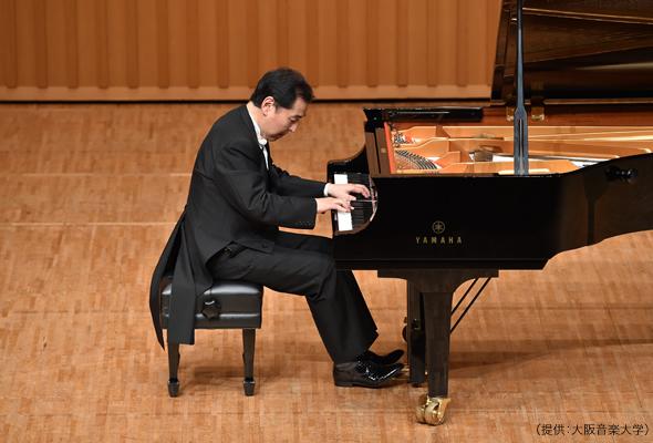 岡原慎也氏ピアノリサイタル シューベルトの揺れ動く心を見事に表現