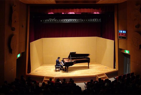 かさまクラシック・コンサート3 青柳 晋 ピアノ・リサイタル
