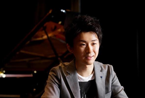 金子淳ピアノ・リサイタル 公演前インタビュー
