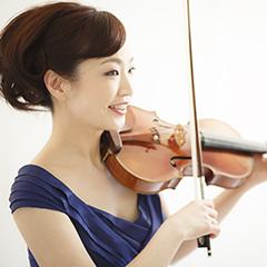 バイオリニスト 礒 絵理子