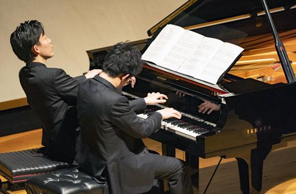 二人の個性ある音が重なり、スケールの大きな音楽が響きわたる~今田篤、梅田智也 ジョイント・リサイタル